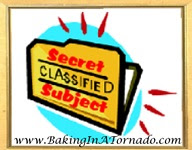Secret Subject Swap, a multi-blogger writing challenge | www.BakingInATornado.com | #MyGraphics