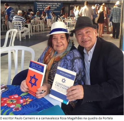 Portela resgata o Recife que fundou Nova York