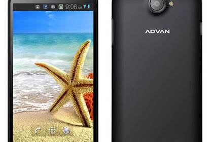 Cara Gampang Flash Advan S5J+
