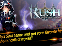 RUSH : Rise Up Special Heroes MOD APK v1.0.50 Unlimited Money