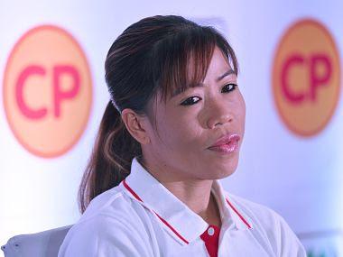 Mary kom-AIBA representative at IOC athletes forum