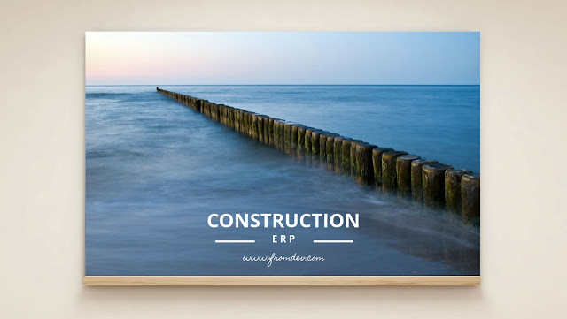 Top 3 Benefits Of ERP For The Construction Industry