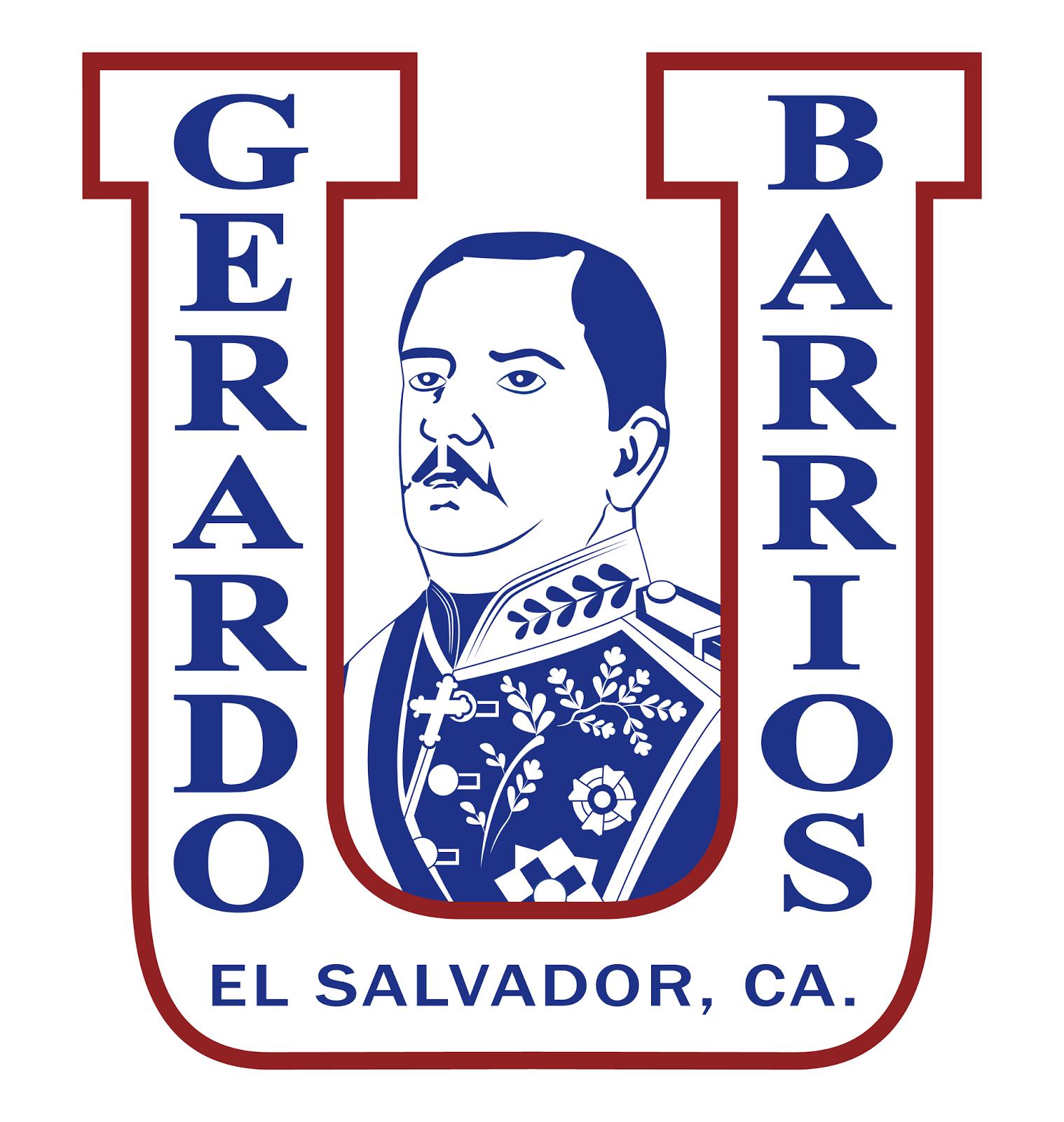 Resultado de imagen para universidad gerardo barrios logo