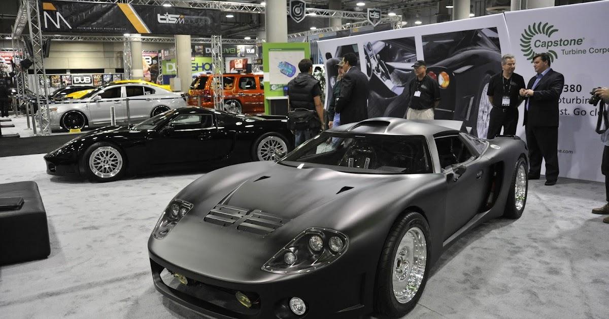 autos eco friendly los angeles auto show un h brido con turbina de avi n. Black Bedroom Furniture Sets. Home Design Ideas
