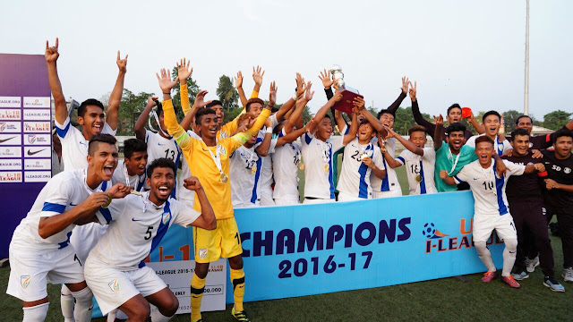 AIFF Elite Academy retain U-18 I-League title
