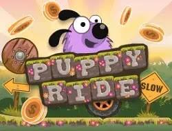 Yavru Köpek Sürme - Puppy Ride