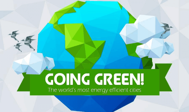 Going Green! The World's Most Energy Efficient Cities