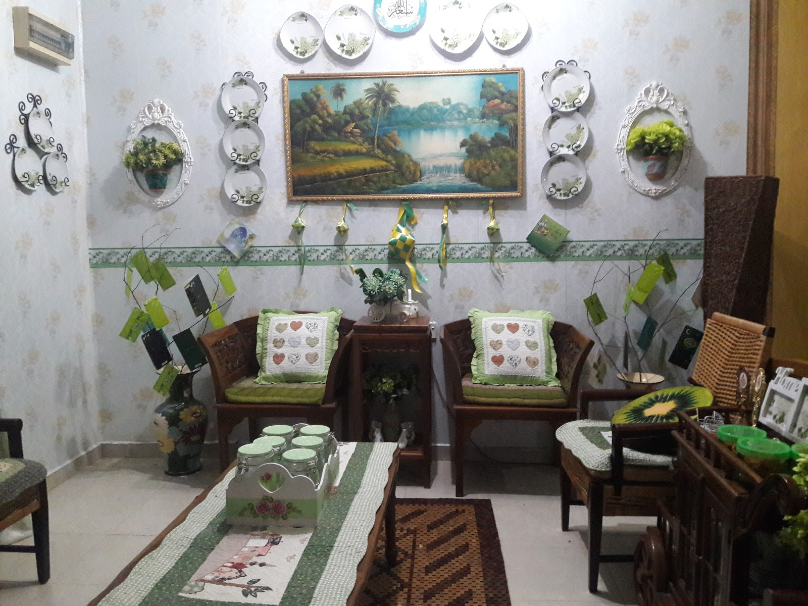 Banyak Ruang Yang Belum Mas Buat Mana Patut Dahulu Rumah Masih Ditutup Untuk Terjah Raya Bila Dah Ok Semuanya In Sha
