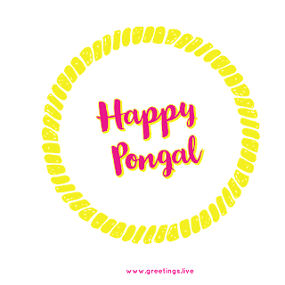 Happy Pongal free what's app stickers pngs
