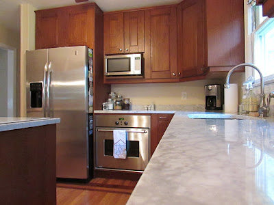 maitaining marble and kitchen countertops