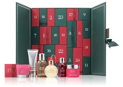 The Best Beauty Advent Calendars 2017 - Molton Brown