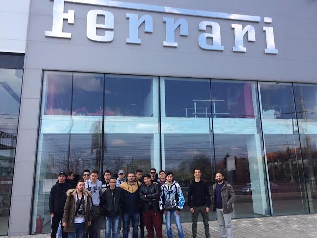 15 μαθητές του 1ου ΕΠΑΛ Άργους στο Βουκουρέστι της Ρουμανίας
