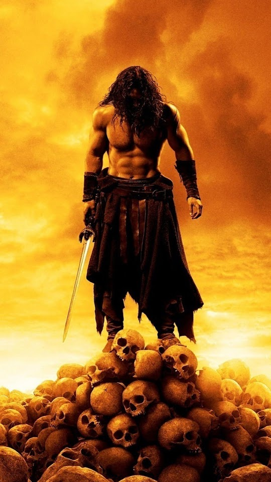 Conan the Barbarian Poster   Galaxy Note HD Wallpaper