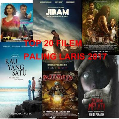 top 20 filem 2017