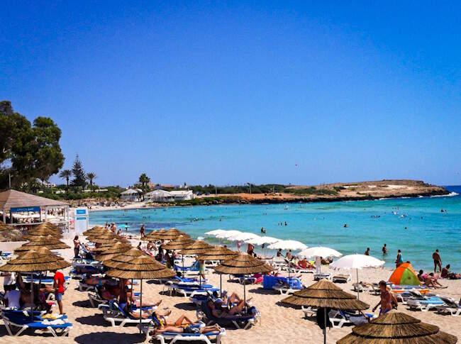 Cyprus weather update: Short break from high temperatures ...