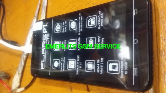 Emerlits Gsm Service: Cherry Mobile P1 Lite Firmware ROM