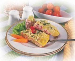 Resep Omelet Kentang