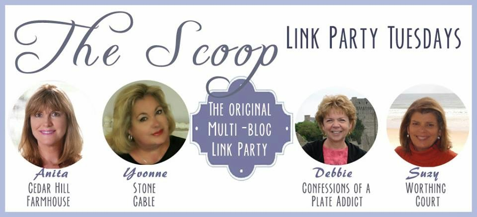 The Scoop: Link Party Tuesdays