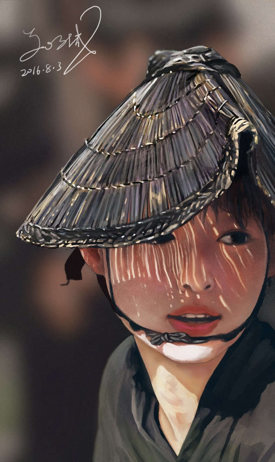 Art Works by Chinese Illustrator Eli Chang