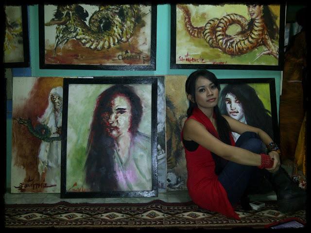 kumpulan lukisan karya soleh pati