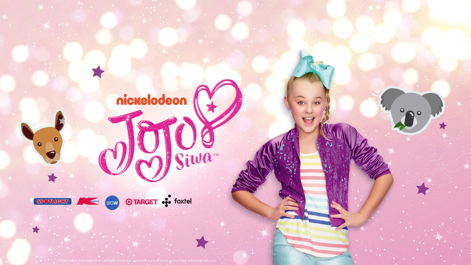 Nickalive Jojo Siwa To Tour The East Coast Of Australia In July