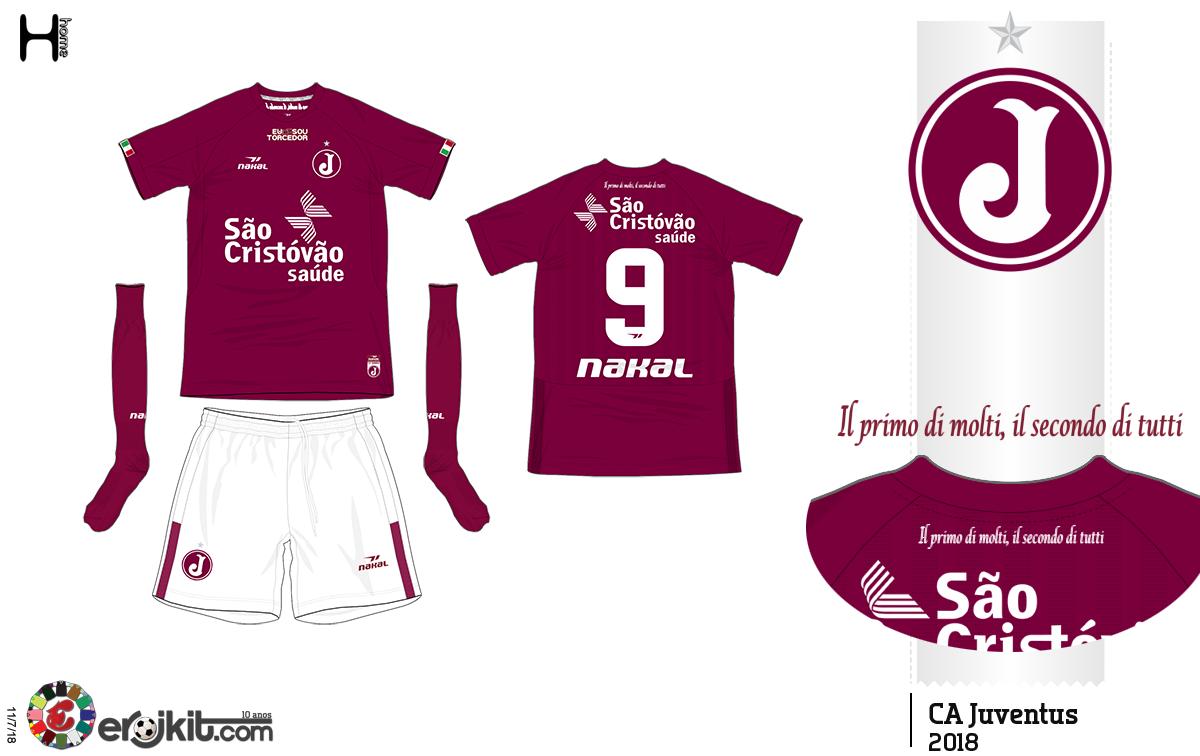 Camisa do Juventus 03bd0ff450714