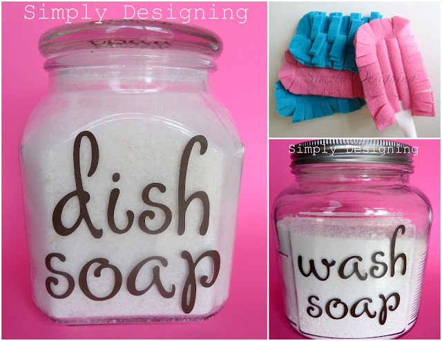 Simply+Designing+Spring+Cleaning+Collage+1 {3} Fabulous DIY Cleaning Products You Must Make 7