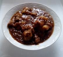 Daging Kambing Bawang Bombai, Resep Masakan Keluarga
