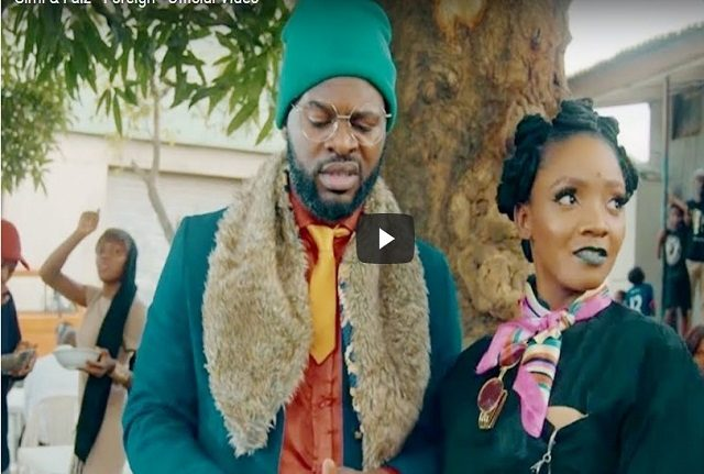 """VIDEO: Simi And Falz – """"Foreign"""""""