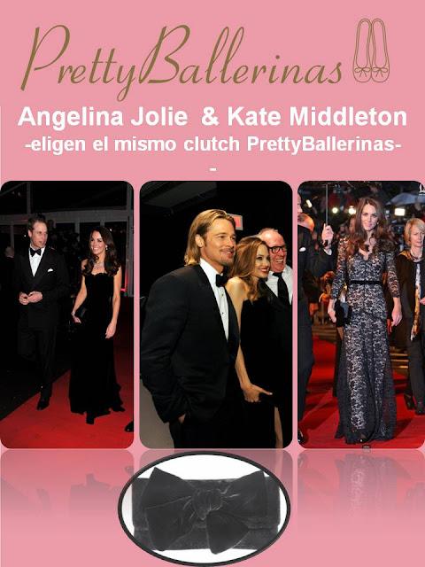 ANGELINA JOLIE, KATE MIDDLETON & PRETTYBALLERINAS.
