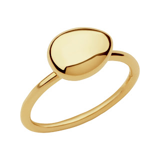 Hope 18kt Yellow Gold Ring - Links of London - £495.00 - Jewellery Blog - Jewellery Curated