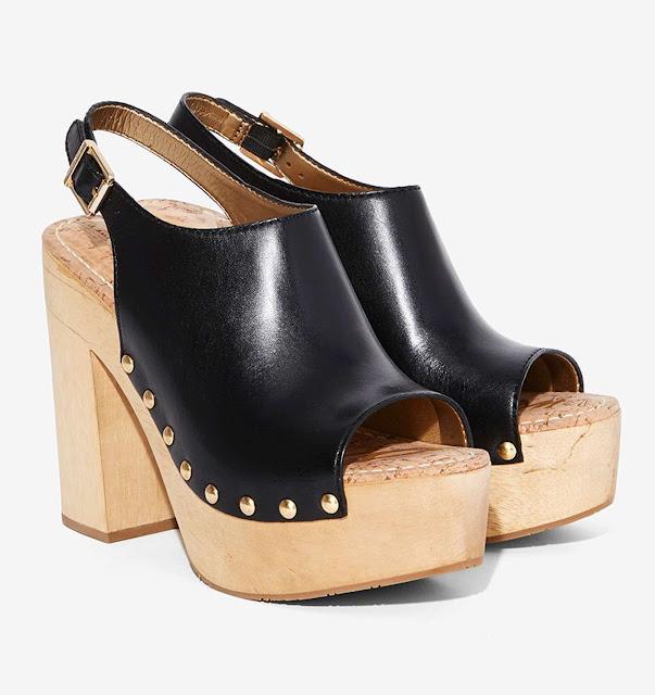 zapatos de plataforma para ir a una boda