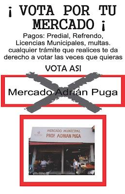 Vota por el mercado adrian puga colonia del fresno