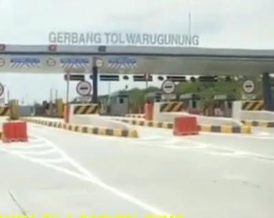 Tarif Tol Surabaya Mojokerto