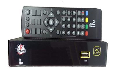 ITV FIGHT 4K NOVA ATUALIZAÇÃO MODIFICADA V1.112 ITV%2BFIGHT