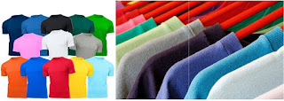 Cara Memilih Kaos Polos Yang Murah Tapi Berkualitas