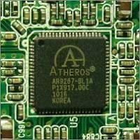 Чип Atheros AR9287 Wi-Fi-роутера TP-Link TL-WR841N