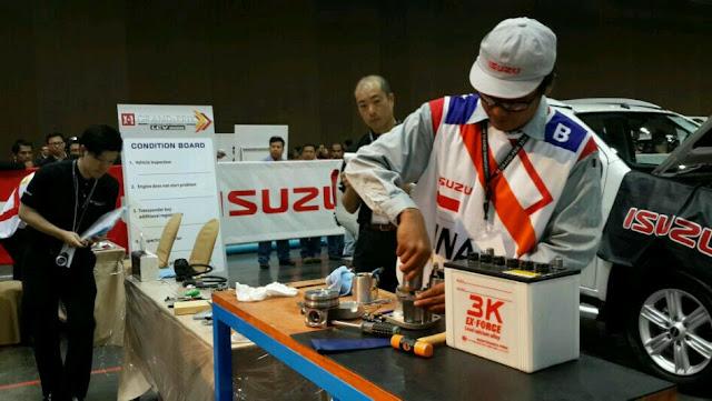 isuzu indonesia juara