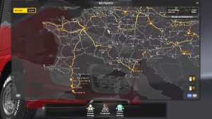 ProMods 2.12 Map