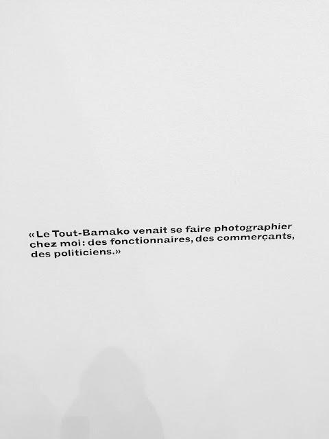 Exposition Seydou Keita Grand Palais Paris