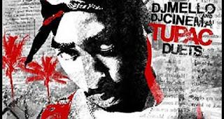 DJ Mellow und DJ Cinema - Tupac Duets   2Pac Mixtape