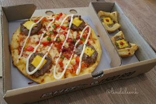 Lindaleenk Menu Baru PHD Delivery Review
