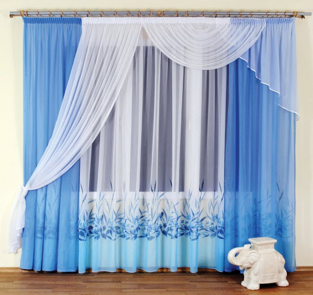 curtain designs for modern living room