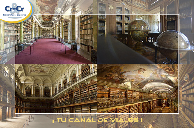 Biblioteca en checo