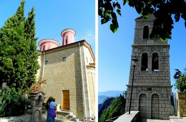 Mosteiros de Varlaam e Agios Stephanous (Santo Estêvão ), Meteora