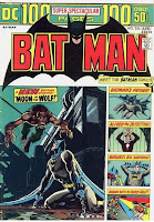 Batman #255, 100 pages, Neal Adams, werewolf