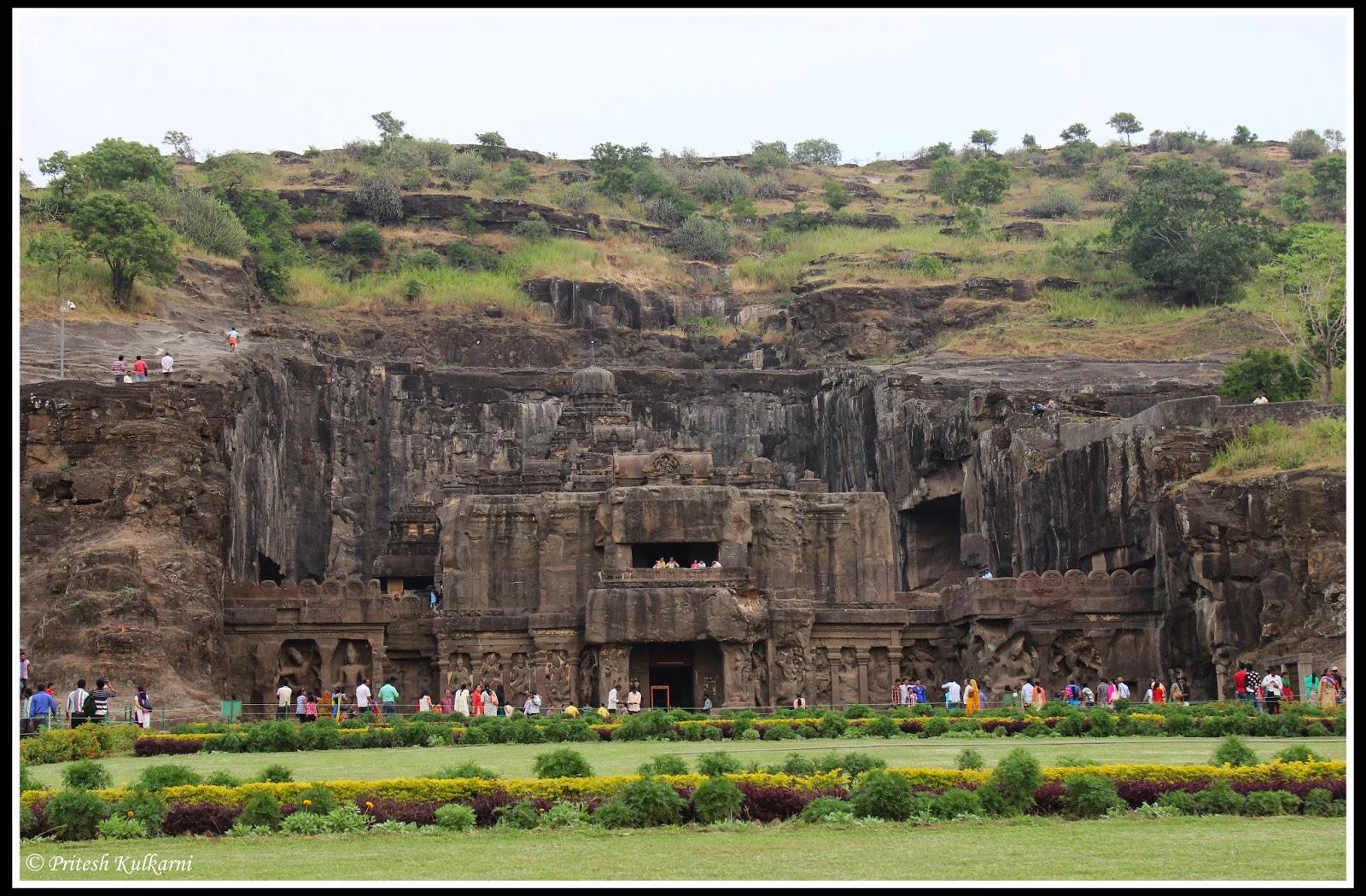 The Kailashnatha Temple