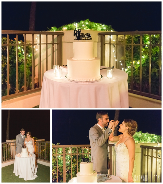 Hawaii Wedding Packages: Danielle & Josh's Maui Estate Wedding