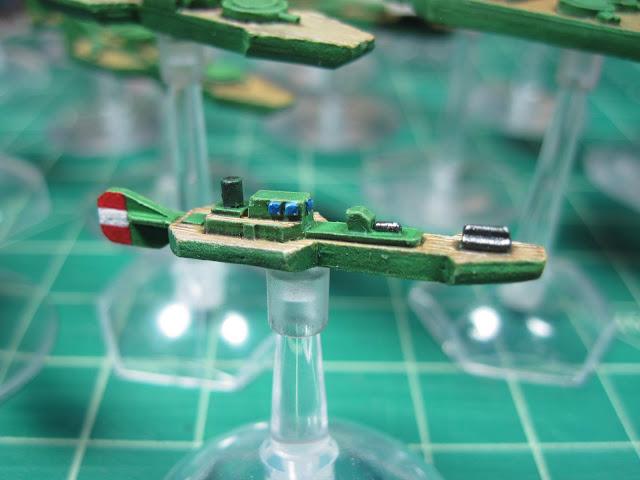 Lussin Class Rocket Patrol Nef