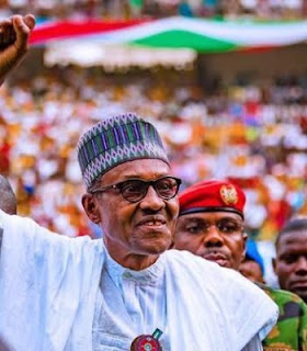 INEC OFFICIALLY DECLARES BUHARI WINNER OF NIGERIA 2019 PRESIDENTIAL ELECTION